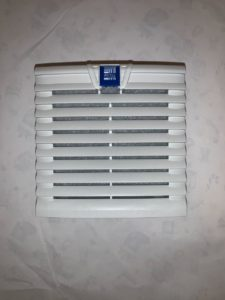 Вентилятор щита